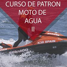 CURSO DE PATRÓN DE MOTO DE AGUA DE RESCATE NIVEL 2