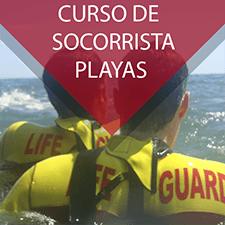 Curso de socorrista especialista en playas