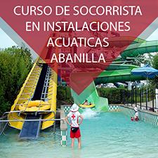 Curso de socorrista de instalaciones acuaticas en Abanilla